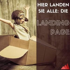 Beitragsbild Landing Page