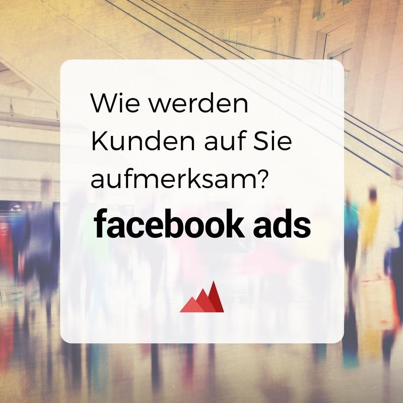 Beitragsbild Facebook Ads