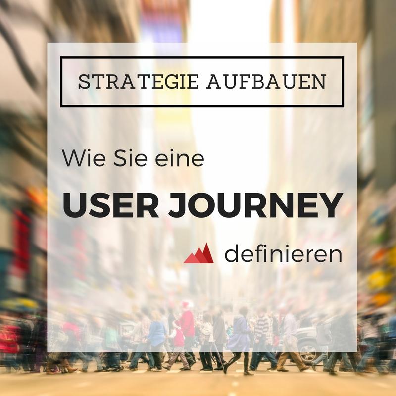 Beitragsbild User Journey