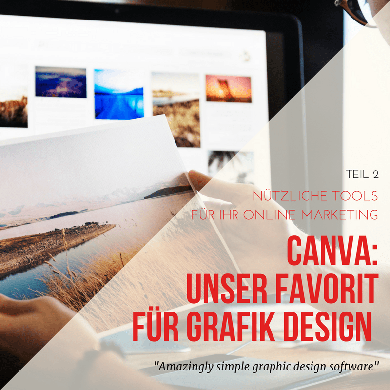 Online Marketing Tool Canva