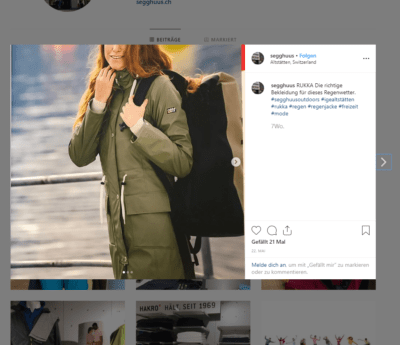 S Egghus Social Media