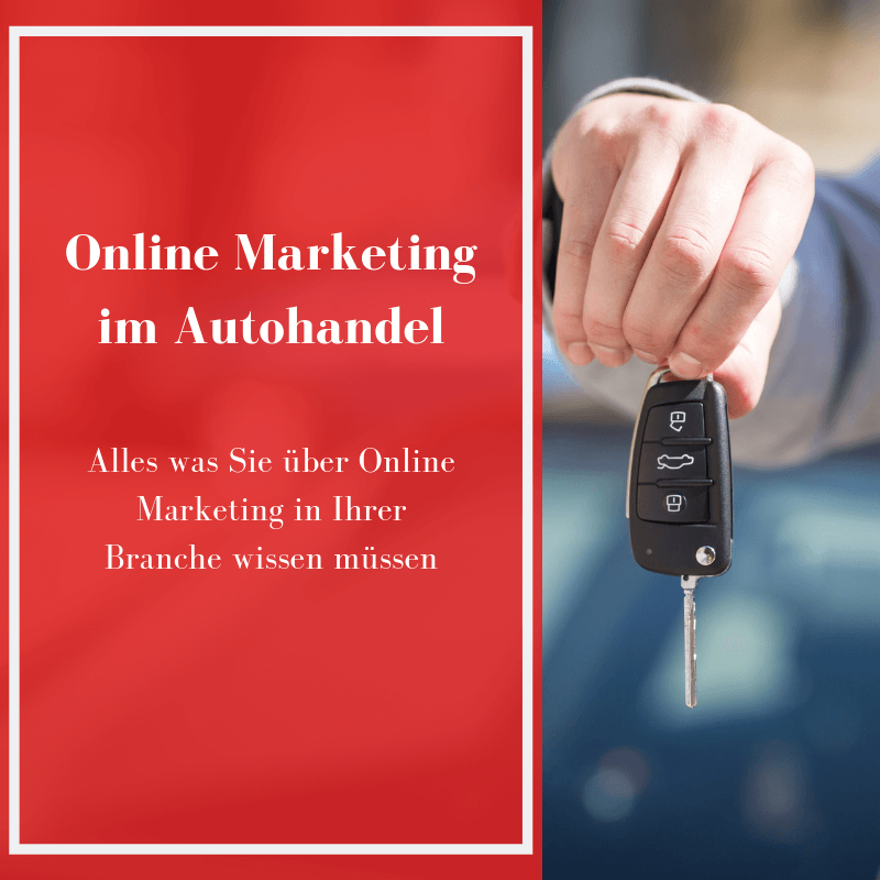 Online Marketing im Autohandel