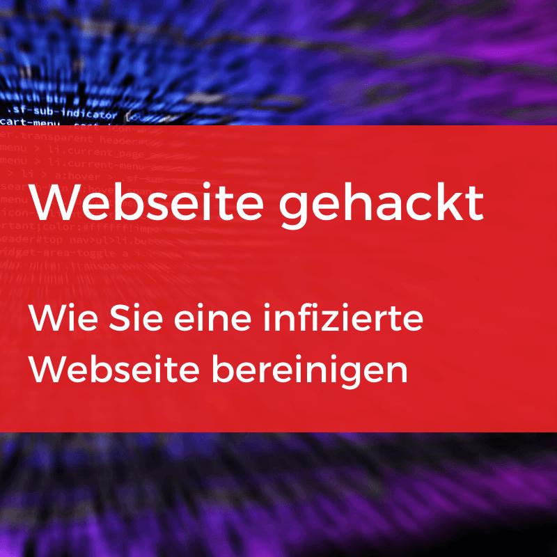 Webseiten Hacks